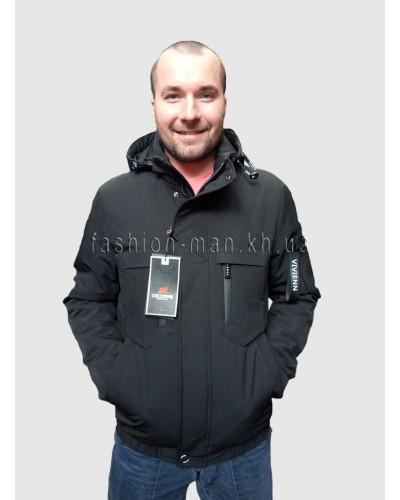 Демисезонная куртка H-178 Черный