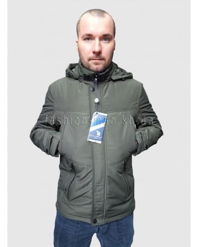 Демисезонная куртка Pilot Wolf 8735 Хаки