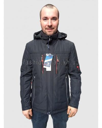 Демисезонная куртка Pilot Wolf 2125 Синий
