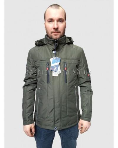 Демисезонная куртка Pilot Wolf 2125 Хаки
