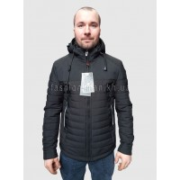 Демисезонная куртка W-15 черный
