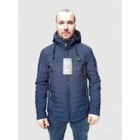 Демисезонная куртка W-15 синий
