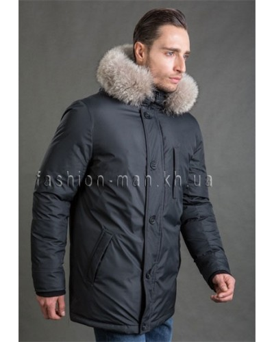 Зимняя мужская куртка HP-136