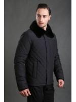Стеганная зимняя мужская куртка HP-194