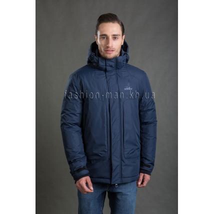 Зимняя куртка с капюшоном НР-128