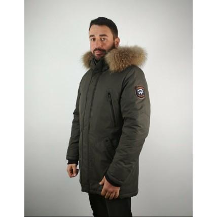 Зимняя мужская куртка HB-228