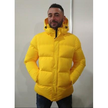 Яркая зимняя куртка HB-245
