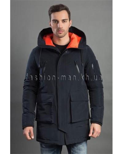 Зимняя мужская куртка HP-072