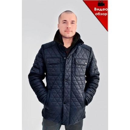 Классическая зимняя мужская куртка T-115
