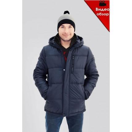 Зимняя куртка в классическом стиле Т-175