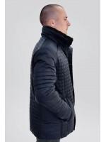 Солидная мужская куртка T-216 на зиму