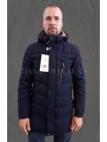 Удлинненная зимняя куртка 1633