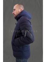 Удлинненная зимняя куртка 1715