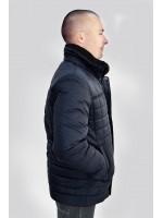 Зимняя куртка с воротником мутон T-195